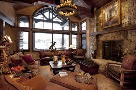 elegant rustic furniture. Rustic Log Cabin Decorating Ideas Elegant Furniture A