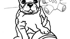 Boston Terrier Coloring Pages Printable Cool Design Ideas Terrier