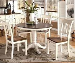 white dining table wood top to kitchen table white legs wood top round white dining table