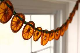 Drying Out Oranges Christmas Decorations Shannan Martin Writes Orange Garland