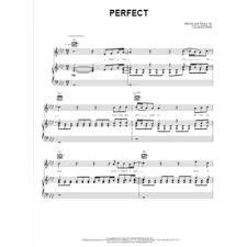 ed sheeran sheet music perfect ed sheeran piano vocal guitar single sheets engadine music