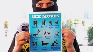 Awesome Some Great Sex Moves For When You Want To Spice Things Up In The Bedroom,  According To Ninja Brian.