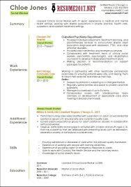 Hospital Social Worker Sample Resume Fresh Social Services Resume