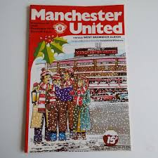 Vintage 1978 Manchester United Versus West Bromwich Albion Football Soccer  Programme McQueen Godden | West bromwich albion, West bromwich, Manchester  united