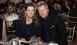 Jon bon jovi is a 58 year old american musician. Bon Jovi Children How Many Children Does Jon Bon Jovi Have Is He Married Music Entertainment Express Co Uk