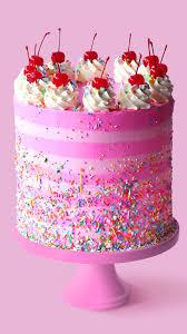 Strawberry Birthday Cake Recipe Tastemade