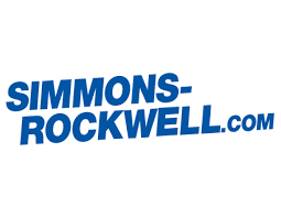 simmons rockwell. simmons rockwell logo m