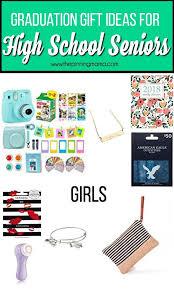graduation gift ideas for high senior s