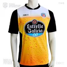 Shirt 14 Cd 2014 Blog Edition Lugo 15 Football Special Kits