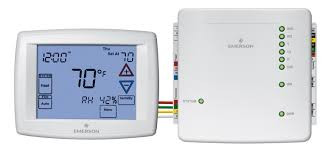 wiring diagram emerson digital thermostat the with gooddy org how to wire a honeywell thermostat with 6 wires at Digital Thermostat Wiring Diagram