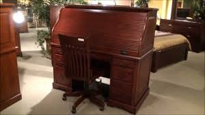 country cherry 57 roll top desk by winners only furniture home gallery s you