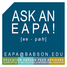 consult an education abroad peer advisor babson capital europe offices