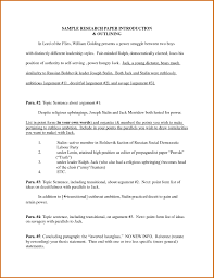 Apa Style Reseach Paper How To Write An Introduction To A Research Paper In Apa Format How