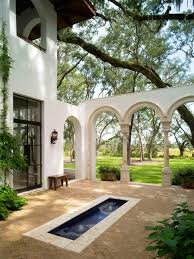 Outdoor Living Room Design 10 Spanish Inspired Outdoor Spaces Hgtv