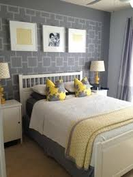 grey and yellow bedroom ideas bing images