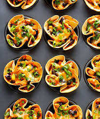 The hard work is over, and now it's time to celebrate. Graduation Party Appetizers You Can Eat In One Bite Real Simple