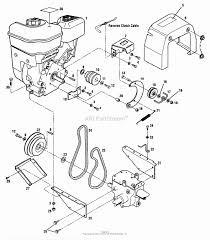Troy bilt horse tiller parts diagram inspirational troy bilt horse