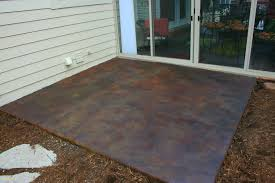 how to make a concrete patio best of how to paint concrete patio awesome diy paint