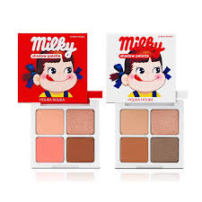 holika holika milky shadow palette 6g 2 color weight 68g