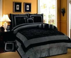 black bedding set black and silver bedding set silver and black bedding sets king bedding blue
