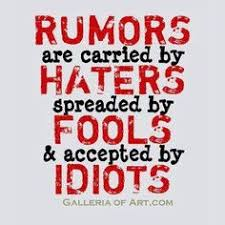 people with big mouths u no who u are on Pinterest   Hater Quotes ... via Relatably.com