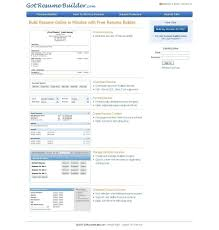 My Resume Builder Resume Builder Online Your Resume Ready In