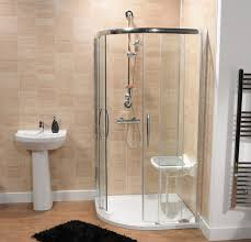 esprit curved shower enclosure