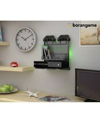 borangame ide bundle big daddy game console horizontal wall mount with led black