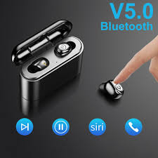 <b>X8 TWS True Wireless</b> Earbuds 5D Stereo Bluetooth Earphones ...