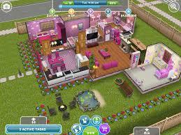 emejing sims freeplay designer home pictures interior design