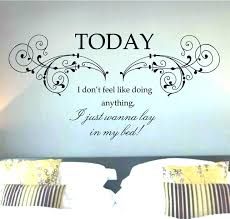 Wall Decor Quotes Awesome Quote Wall Decor Metal Art Quotes Vinyl Phrases Song Stickers Cheap