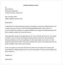 academic reference letter sample reference letter uk university juzdeco com