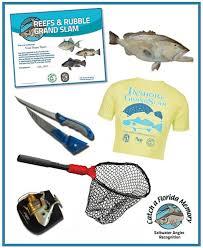 Saltwater Angler Recognition Florida Saltwater Fishing
