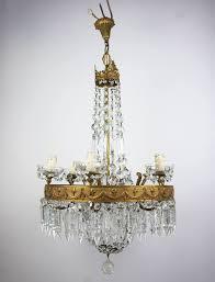 antique chandelier art vintage italian chandelier crystal chandelier art deco