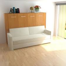 horizontal murphy bed sofa. NEW: Horizontal InLine Murphy Bed And Sofa By BredaBeds R