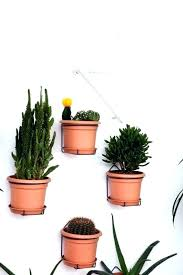 wall pot mounted plant holder wall mounted plant holders wall flower pot holder 4 fascinating ideas