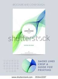 layout cover design brochure magazine flyer booklet or report in vector ilration this stock vector on shutterstock find other images