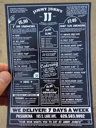 jimmy johns menu study guide. Perfect Guide JJ Gargantuan Sub Lots Of Meat But They Should Have Used Softer Bread   Yelp Throughout Jimmy Johns Menu Study Guide O