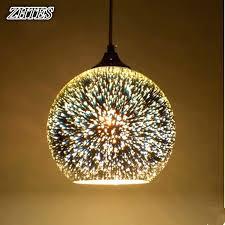 disco ball chandelier disco ball ceiling light modern led glass ball pendant light colorful plated glass disco ball chandelier