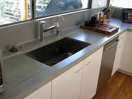 101 best concrete countertops images on cooking food cement countertops kitchen
