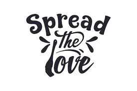 The files are free for personal use. Spread The Love Svg Cut File By Creative Fabrica Crafts Creative Fabrica