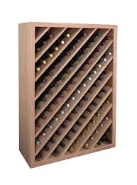 Custom wine rack plans Request a custom wine cellar design from Share  Create a custom wine rack to fit in your kitchen s dedicated space Free wine  rack ...