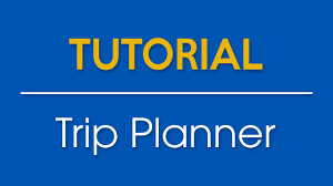 Tripplanner Com Tutorial Using The Trip Planner Youtube