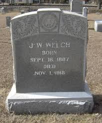James Wesley Welch (1887-1918) - Find A Grave Memorial