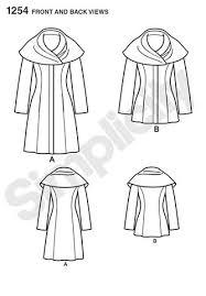 Coat Sewing Patterns Inspiration Sewing Patterns Coats Jackets Jaycottscouk Sewing Supplies