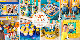 Despicable Me Party Supplies; Despicable Me Party Supplies