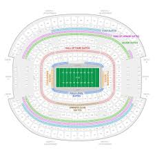 Big 12 Football Championship Game Suite Rentals Att Stadium
