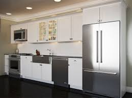 One Wall Kitchen Layout One Wall Kitchen Designs With An Island 25 Gorgeous One Wall