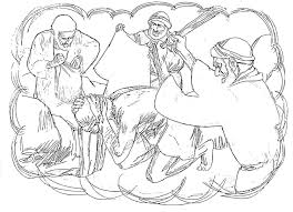 Small Picture Good Samaritan Coloring Pages And The Page zimeonme