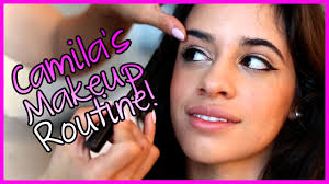 camila cabello makeup tutorial you tv more live to love